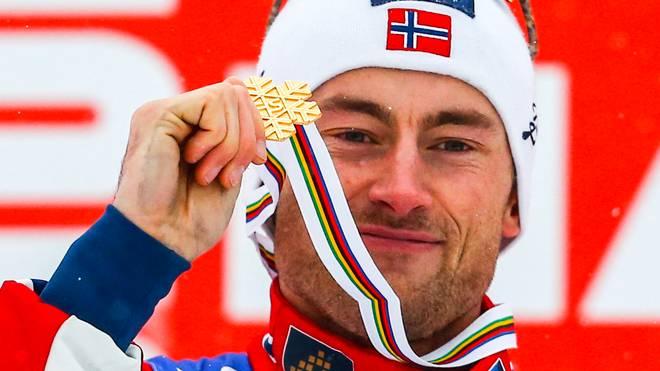 Petter Northug streitet sich mit dem norwegischen Verband um Sponsoren.