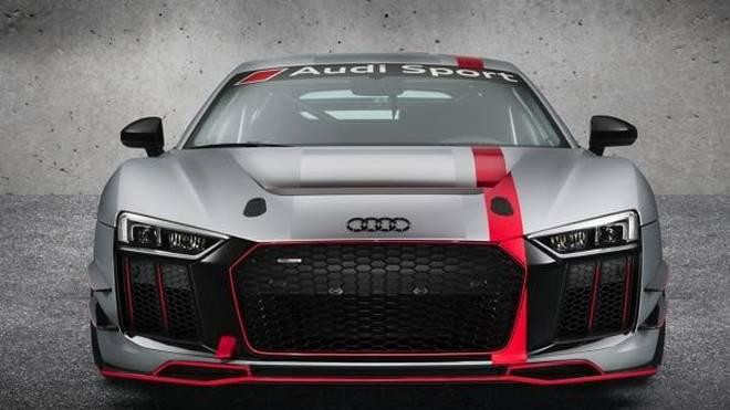 Der neue Markenpokal im Rahmen der DTM läuft mit dem Audi R8 in GT4-Version