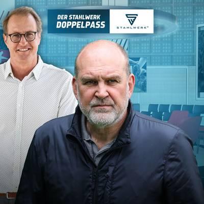 Sendung verpasst? Der STAHLWERK Doppelpass mit Jörg Schmadtke und Konrad Laimer vom 12.09.