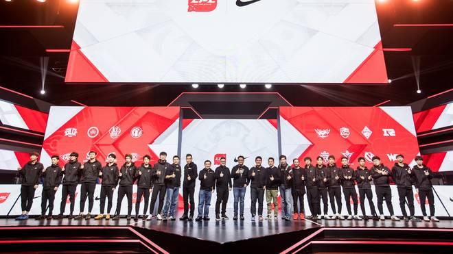 Nike wird neuer Ausrüster der chinesischen LoL-Liga LPL