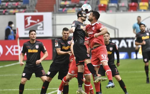 Fortuna Düsseldorf will den direkten Wiederaufstieg schaffen