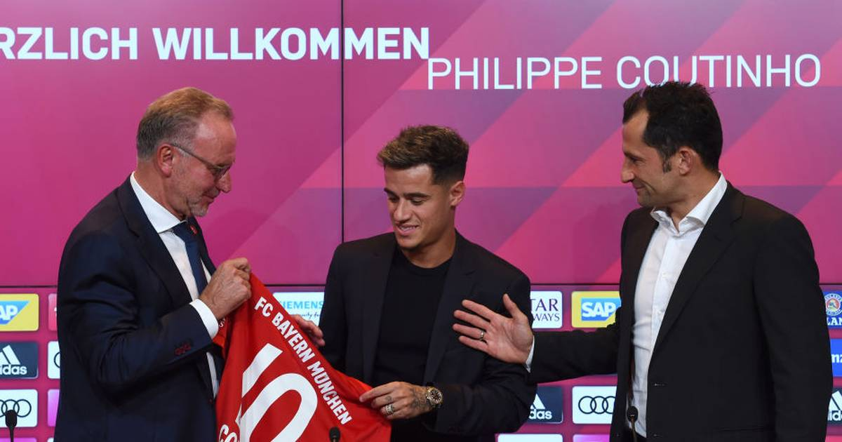 FC Bayern: Dilemma mit Leih-Deals wie Coutinho, James