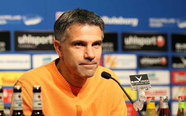 2015 führte Gino Lettieri Duisburg zum Zweitliga-Aufstieg