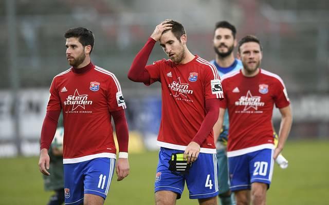 Die SpVgg Unterhaching stieg in diesem Jahr in die 3. Liga auf