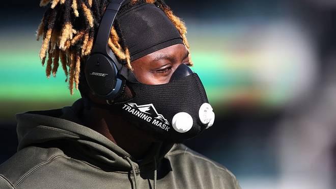 So sehen die Masken aus, die in der NFL getragen werden