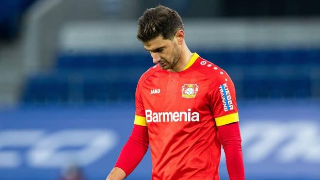 Aus nach Muskelsehnen-Verletzung für Lucas Alario