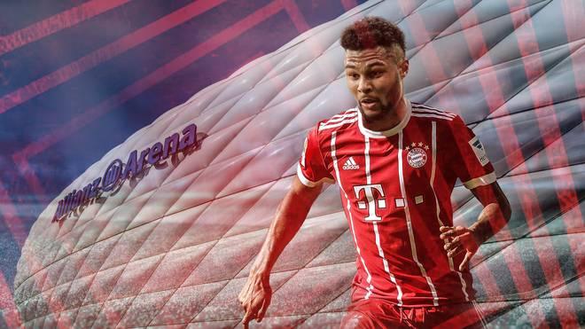Serge Gnabry wagt einen Neuanlauf beim FC Bayern