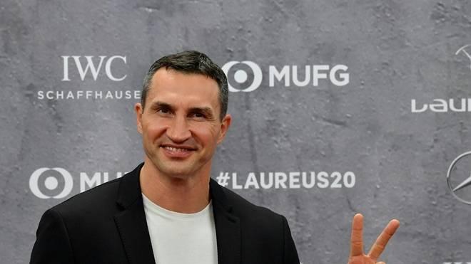 Wladimir Klitschko ist in die Hall of Fame der Boxer aufgenommen worden