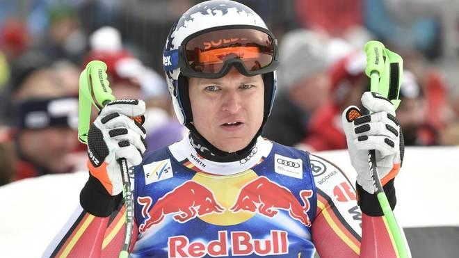 Auch Thomas Dreßen schaut in die Röhre: Die alpinen Weltcupfinals in Cortina d'Ampezzo sind infolge der Coronavirus-Epidemie abgesagt