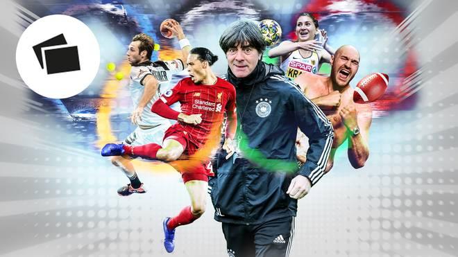 Das Sportjahr 2020 hat einige Highlights zu bieten