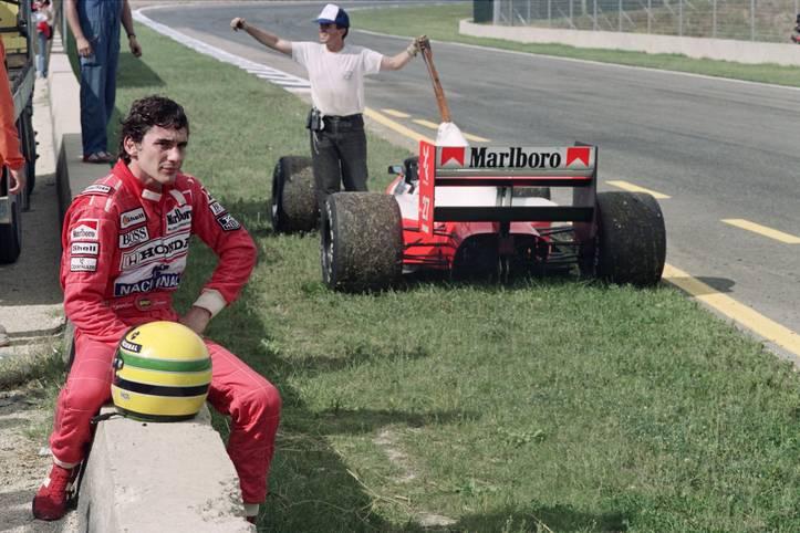 Ayrton Senna ging als einer der besten Fahrer aller Zeiten in die Motorsport-Geschichte ein. Zum 25. Todestag blickt SPORT1 auf seine Karriere zurück