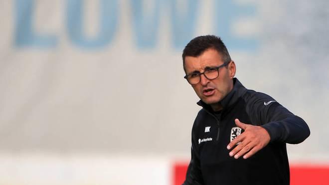 Michael Köllner ist seit November 2019 Trainer der Löwen