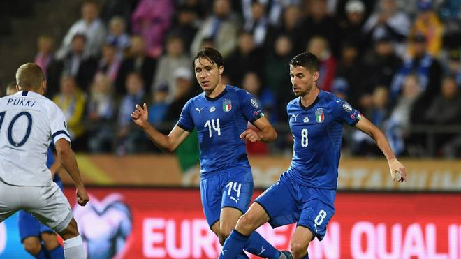 Italien siegt gegen Finnland in der EM-Quali