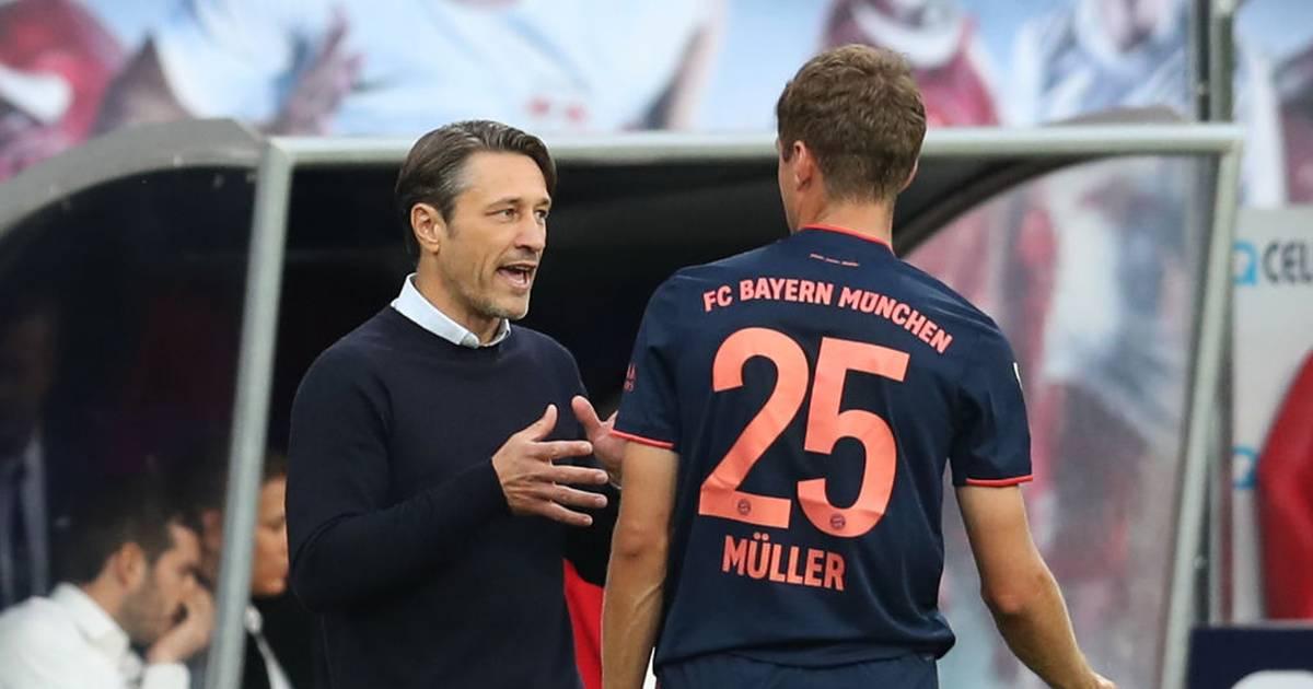 """FC Bayern: Thomas Müller über Niko Kovac - Das """"war seltsam für mich"""""""