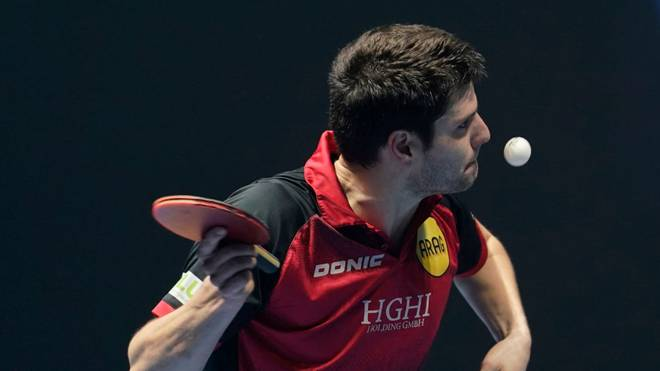 Dimitrij Ovtcharov scheitert bei den Grand Finals der World Tour im Achtelfinale