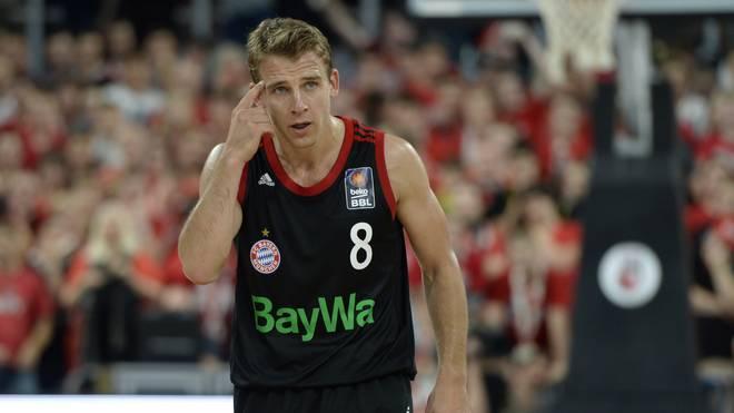 Heiko Schaffartzik ist Kapitän der deutschen Nationalmannschaft