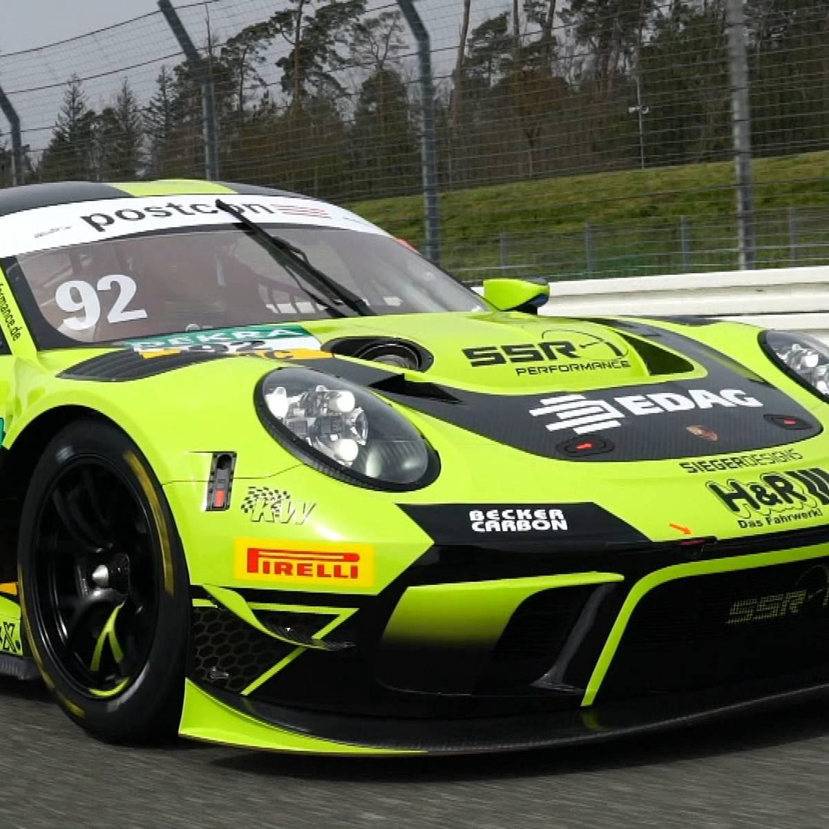 Sensation: Porsche erstmals in DTM am Start