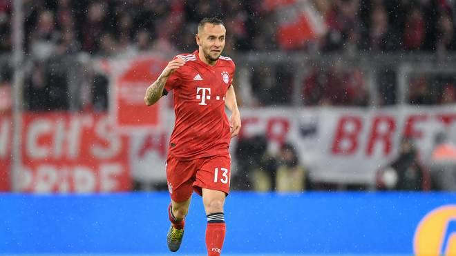 Rafinha wird den FC Bayern nach Saisonende verlassen