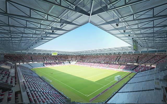 So soll das neue Stadion des SC Freiburg von innen aussehen