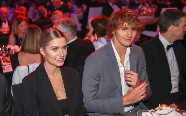 Lena Gercke, Alexander Zverev