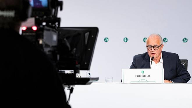 Fritz Keller spricht über Gehaltsgrenzen im deutschen Profifußball