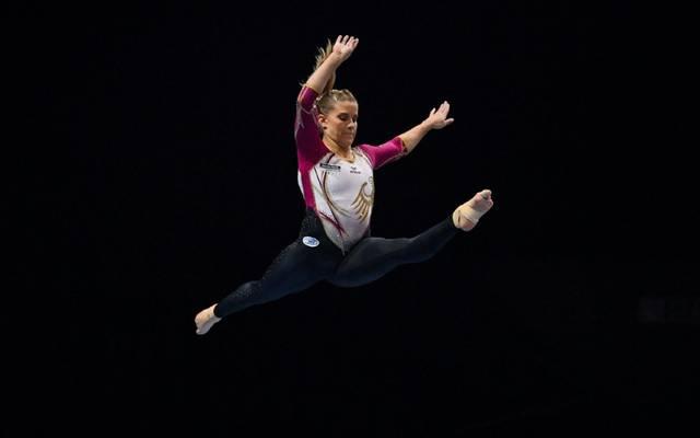 Turnerin Elisabeth Seitz verpasst EM-Medaille