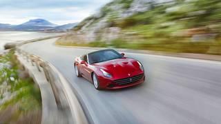 Auch der Ferrari California T erhielt für sein innovatives Design einen Red Dot