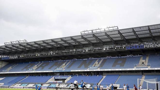 Das Stadion wird beim Spiel gegen den FC Bayern leer sein