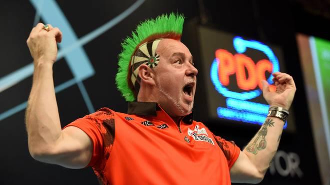Peter Wright hat einen Darts-Weltrekord aufgestellt