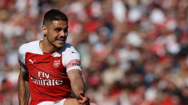 Arsenals Konstantinos Mavropanos wird an den 1. FC Nürnberg verliehen