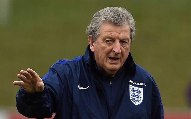 Roy Hodgson setzt gegen Deutschland auf Debütant Danny Rose