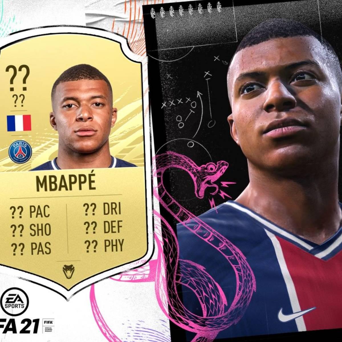 TOP 10: Die besten Spieler in FIFA 21