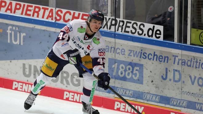 Lukas Reichel kann nun seinen NHL-Vertrag unterschreiben