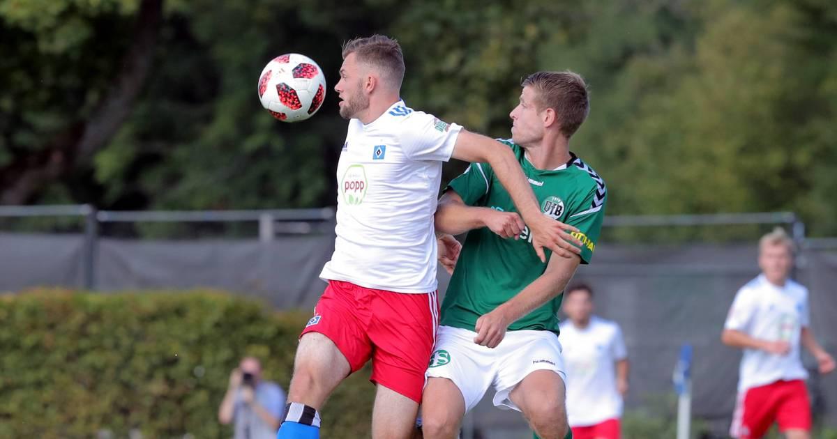 Regionalliga Nord: VfB Lübeck - Hamburger SV II LIVE im TV, Stream