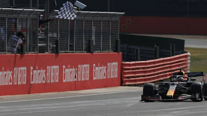 Das erste Sprintrennen findet in Silverstone statt