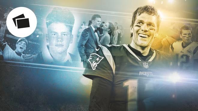 Tom Brady steht bereits zum neunten Mal im Super Bowl. Fünf Mal konnte er am Ende die Trophäe in den Himmel stemmen