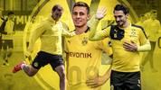 Borussia Dortmund, BVB, Training