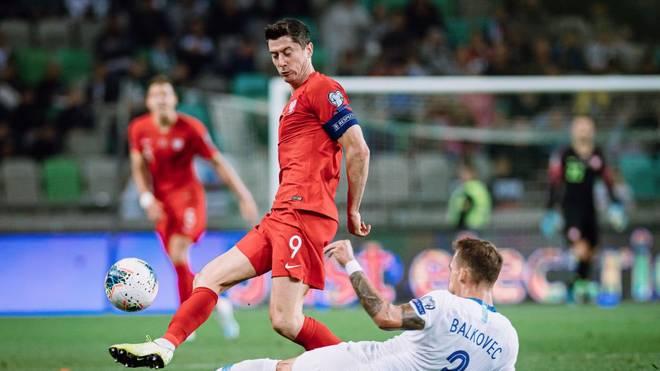 Polen verlor am 5.Spieltag der EM-Quali in Slowenien 0:2