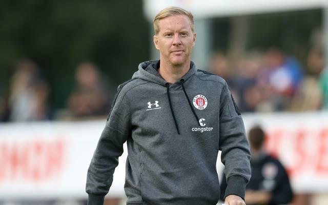 Trainer Timo Schultz beurteilt die Krise des FC St. Pauli auf seine Weise
