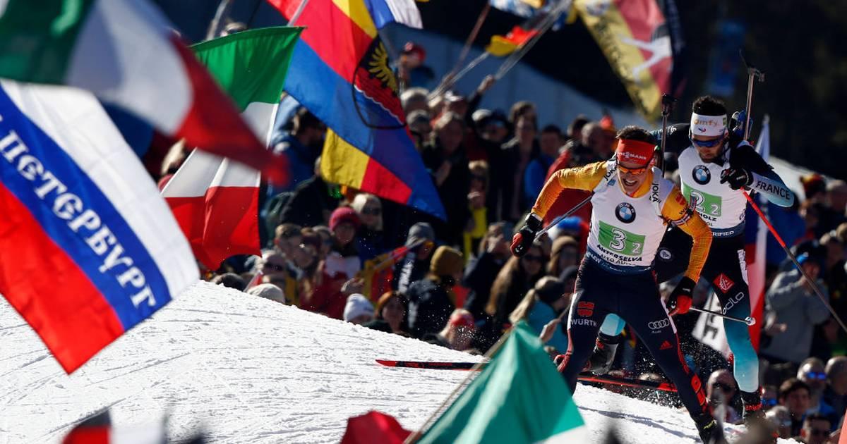 Sport-Tag: Massenstart bei Biathlon-WM - Fury besiegt Wilder