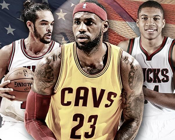"""Die NBA scharrt mit den Hufen, die 69. Regular Season steht vor der Tür! Holt sich LeBron James den Thron in der Königskategorie zurück? Wer wird der beste """"Sixth Man"""", der herausragende Neuling, der """"Most Improved Player"""", der beste Verteidiger und der Top-Trainer. SPORT1 stellt die Top-5-Kandidaten vor"""