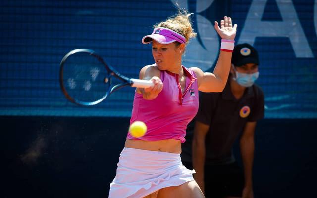 Laura Siegemund ist bei den US Open raus