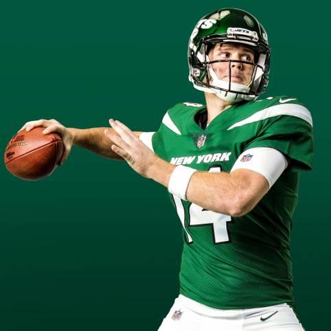 Die New York Jets ändern ihr Trikot. Was im Fußball ein jährliches Ritual ist, ist in der NFL eine Besonderheit. Denn hier können Teams nicht jährlich ihre Outfits grundlegend verändern
