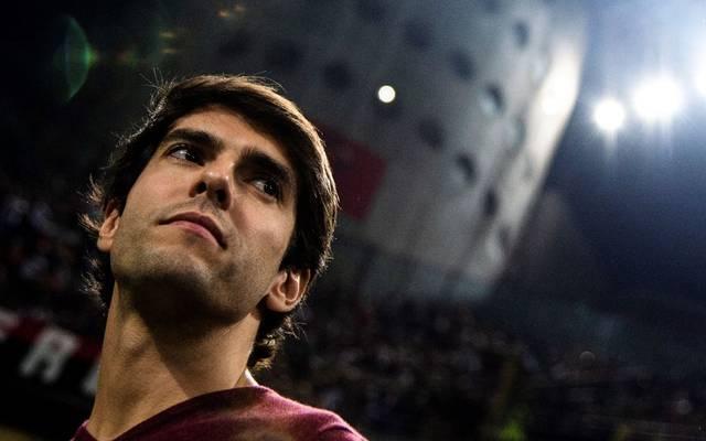 Weltfußballer Kaká hatte nie vor, Milan zu verlassen