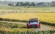 Motorsport / Rallye