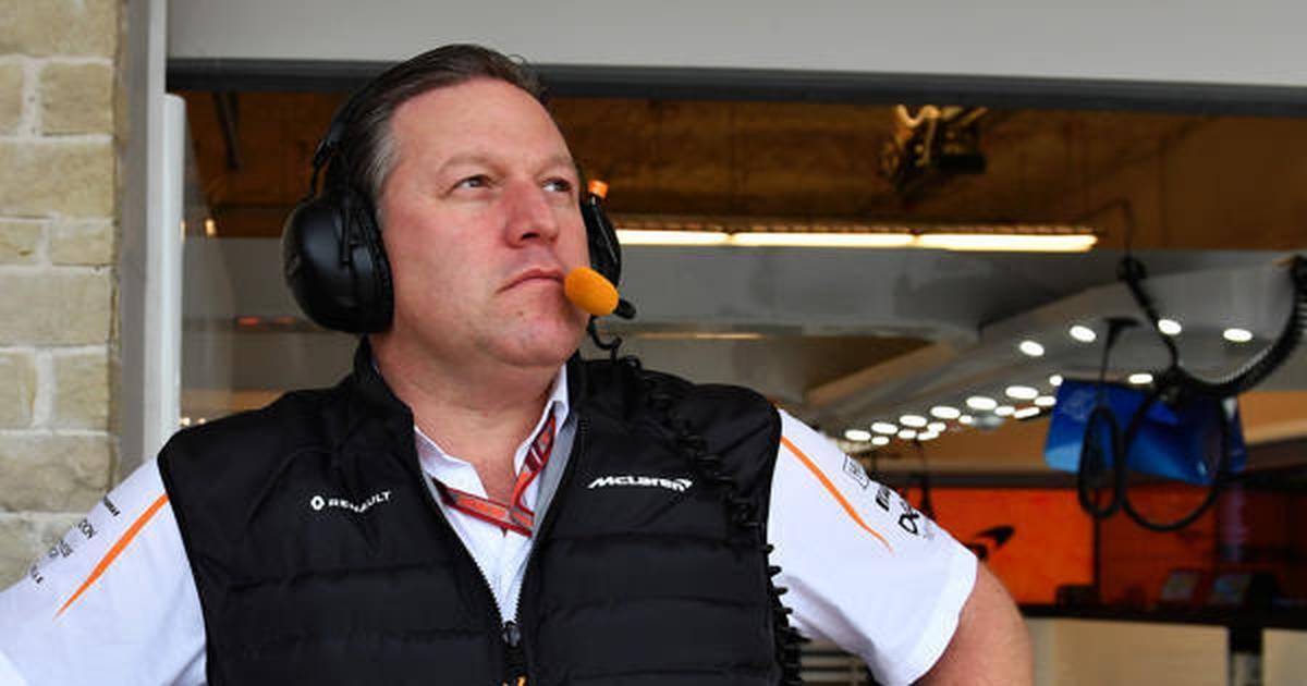 """Formel 1: McLaren-Chef Brown sieht Formel 1 in """"fragilem Zustand"""""""