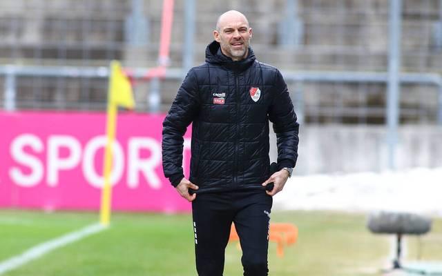 Alexander Schmidt ist neuer Trainer von Dynamo Dresden