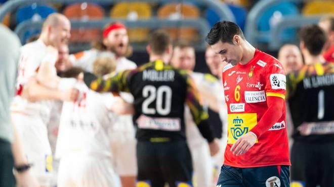 Spanien scheiterte im WM-Halbfinale knapp an Dänemark