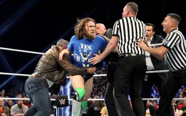 Daniel Bryan schockte vor den WWE Survivor Series 2018 AJ Styles und die Fans