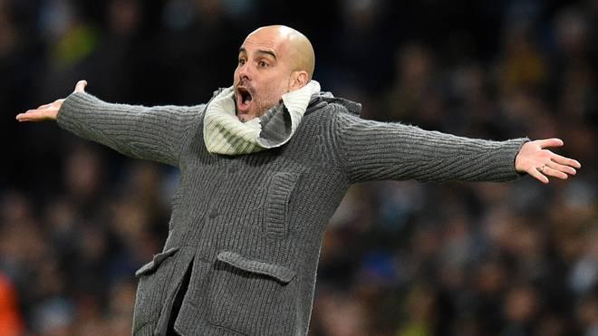 PLATZ 4 - PEP GUARDIOLA (Manchester City, 24,1 Mio.)